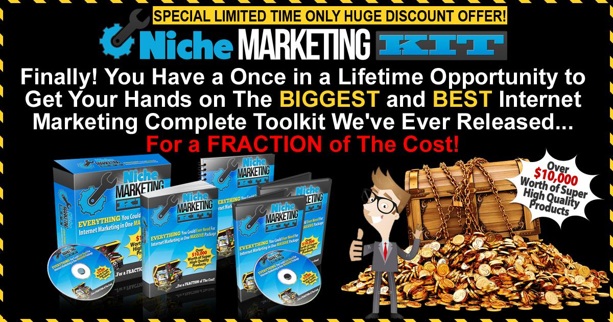 NicheKit Special Offer